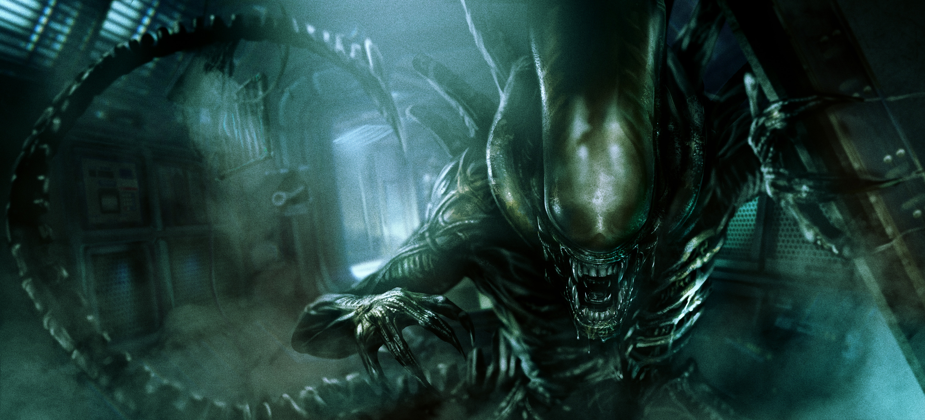 Cute Wallpapers For Whatsapp Profile Pic Alien Hd Wallpaper Background Image 3032x1378 Id