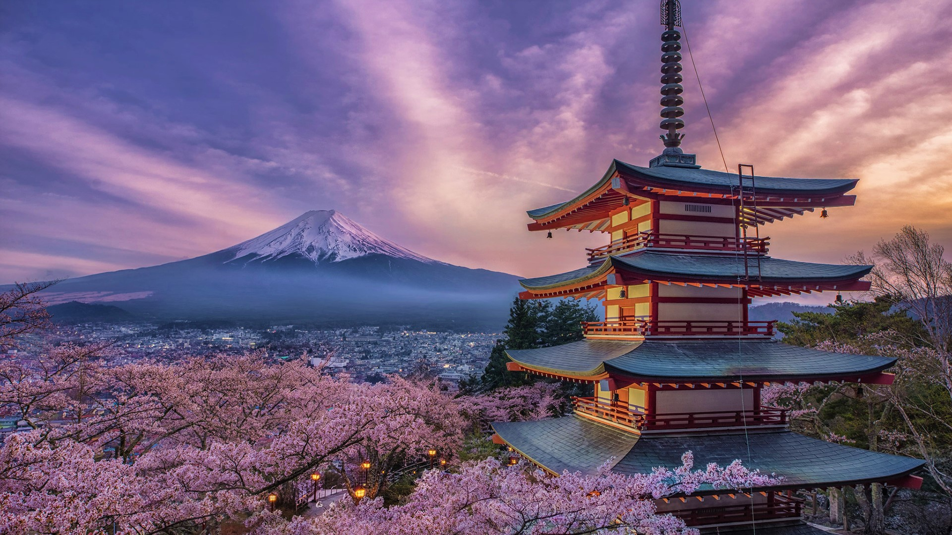 Mount Fuji Wallpaper Iphone Springtime In Japan Fond D 233 Cran Hd Arri 232 Re Plan