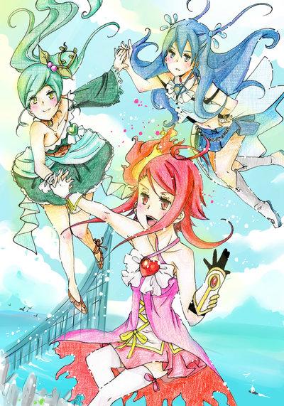 Nana Anime Wallpaper Magical Suite Prism Nana Images Prism Nana Fanart