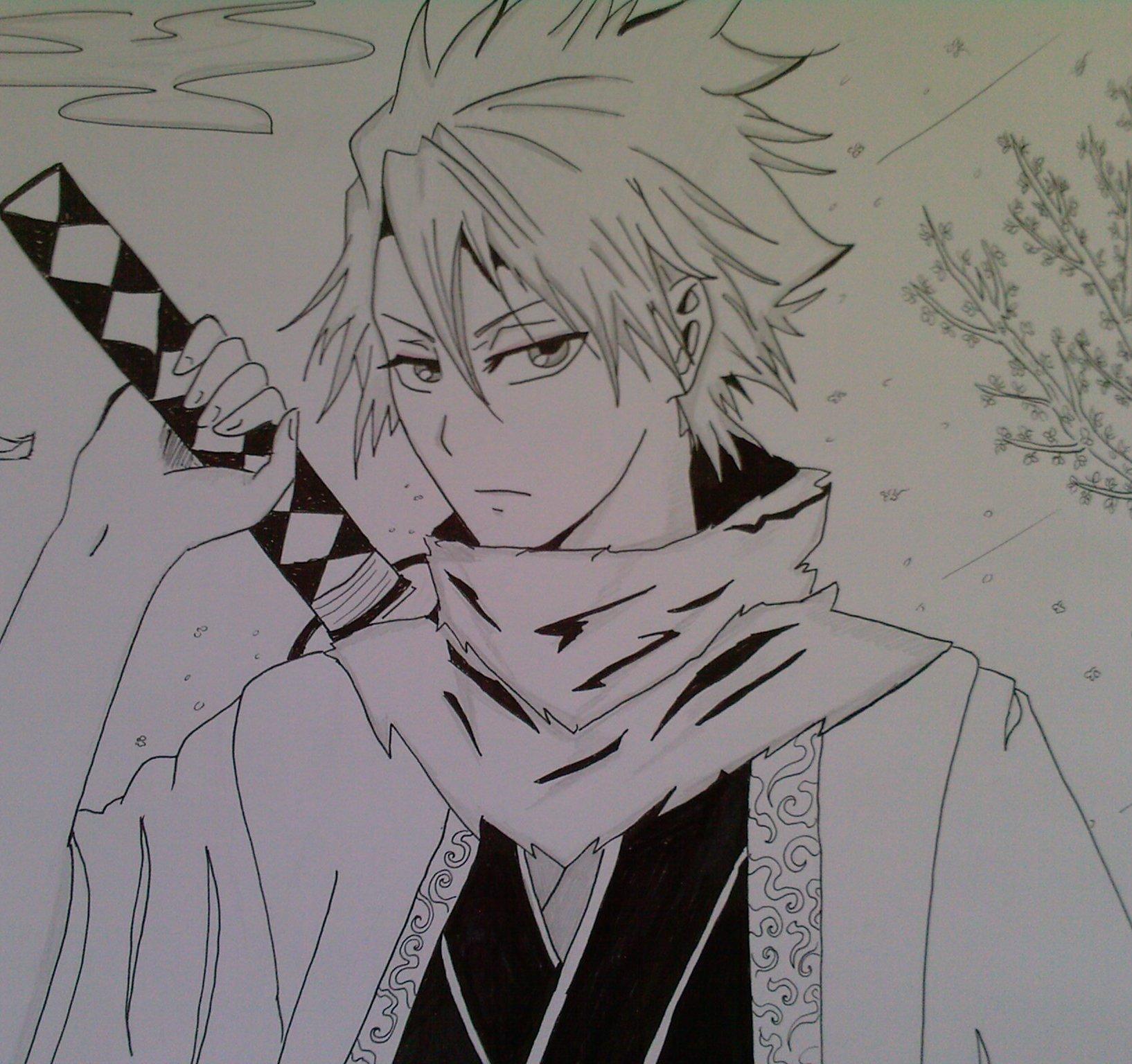 Deadman Wonderland Hd Wallpaper Drawing Anime Images Shiro Hd Wallpaper And Background