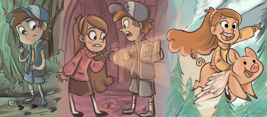 Gravity Falls Dipper And Mabel Kissing Wallpaper Gravity Falls Images Gravity Falls Art Wallpaper And