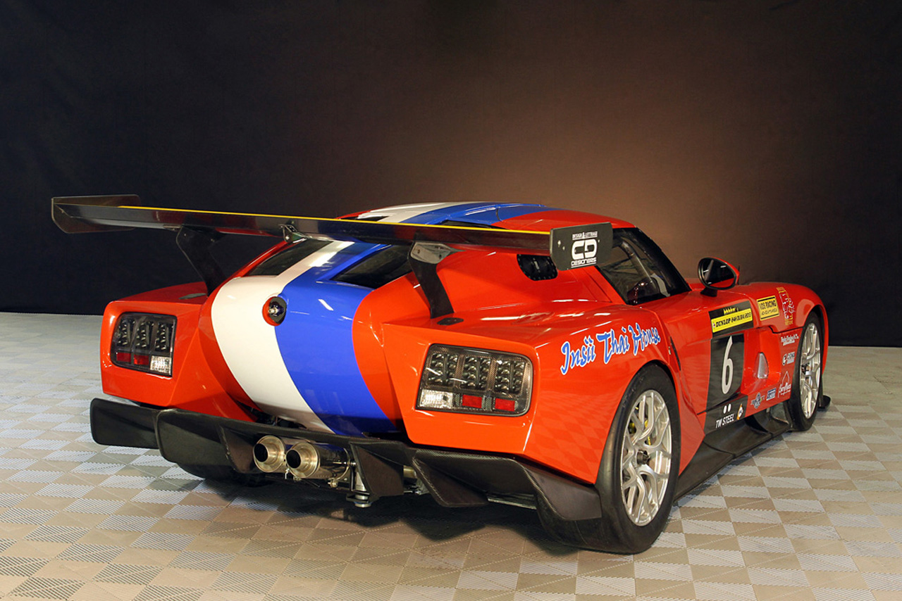 Sports Cars VDS GT R