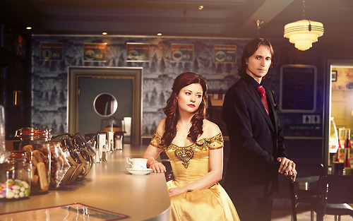 Once Upon A Time Quotes Wallpaper Rumbelle Once Upon A Time Fan Art 32715943 Fanpop