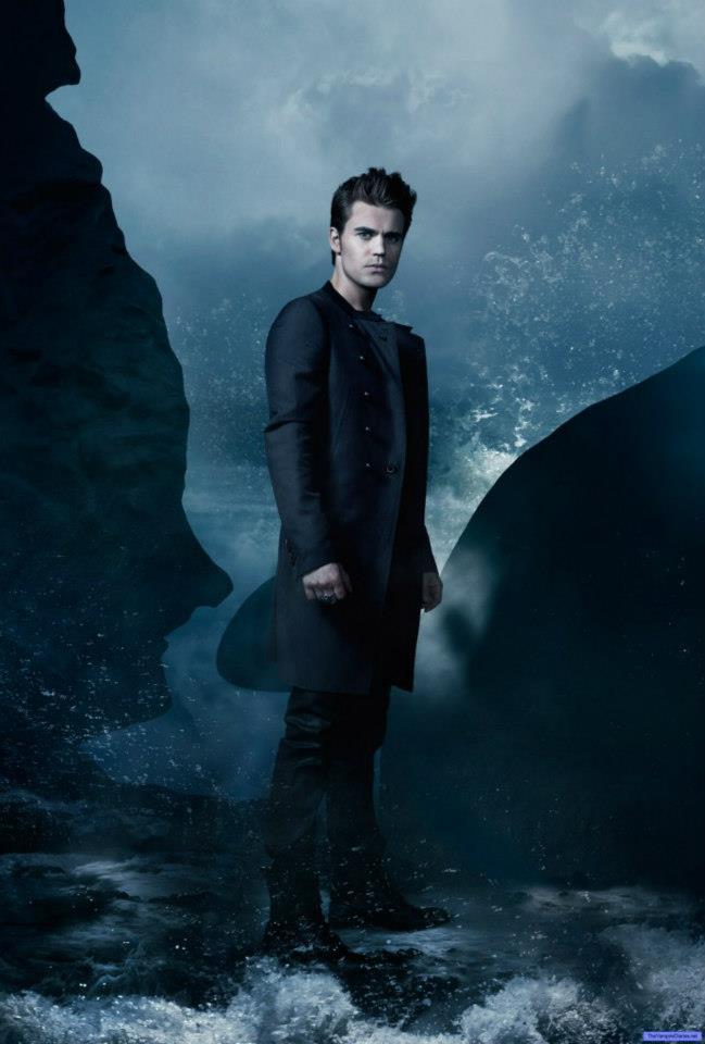 Damon Salvatore Wallpaper Quotes Promotional Photos Season 4 The Vampire Diaries Photo
