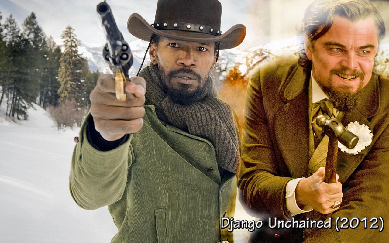 Jamie Foxx Django Unchained The Movie
