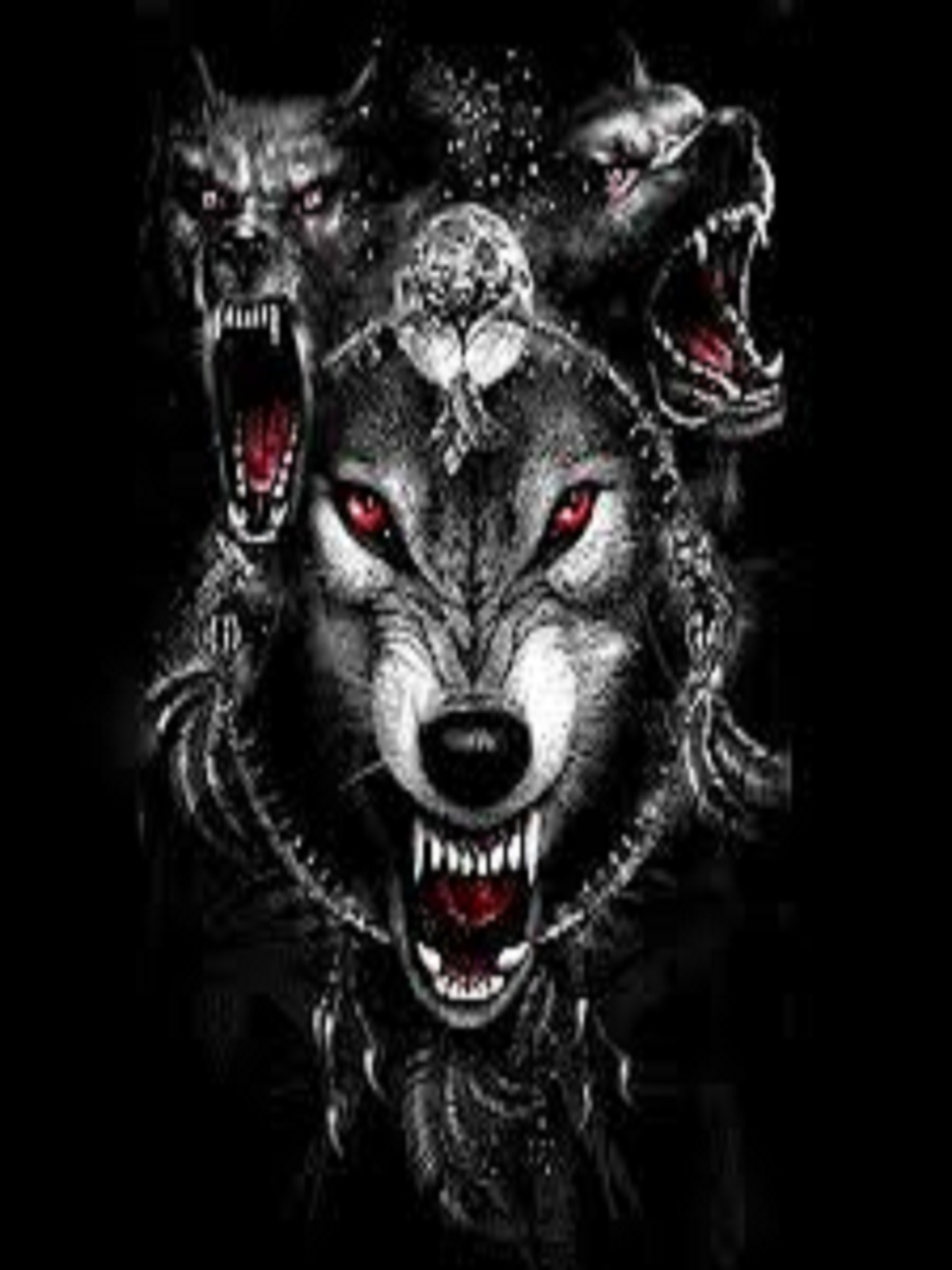 Wallpaper Quotes Iphone 6 Plus Wolf Lovers Place Images Dark Wolves Hd Wallpaper And