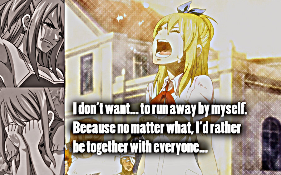 Love Never Dies Quotes Wallpaper Fairy Tail Images Ft Quotes Hd Wallpaper And Background