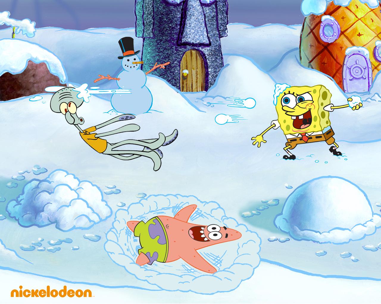 Cute Piggies Wallpaper Spongebob Schwammkopf Spongebob Squarepants Wallpaper