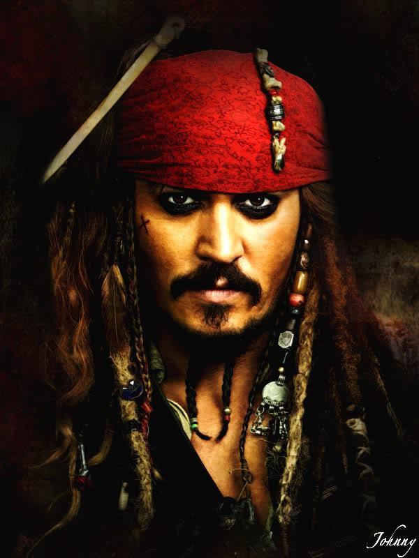 Captain Jack Sparrow - Captain Jack Sparrow Photo (34394586) - Fanpop