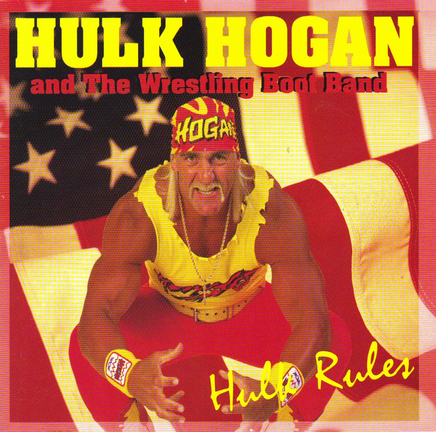 Hulk Hogan Wiki Hulk Hogan Images Hulk Rules Hd Wallpaper And Background