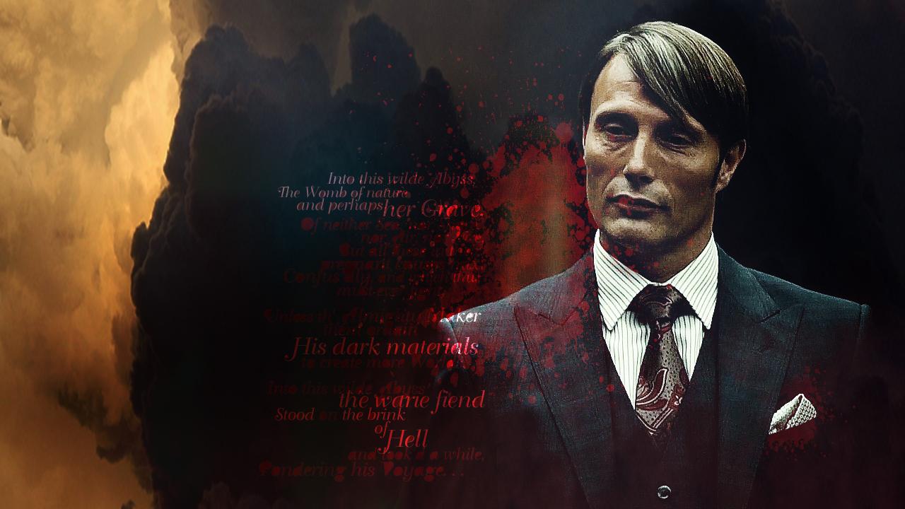 Dexter Quote Wallpaper Hannibal Tv Series Images Hannibal Lecter Hd Wallpaper And
