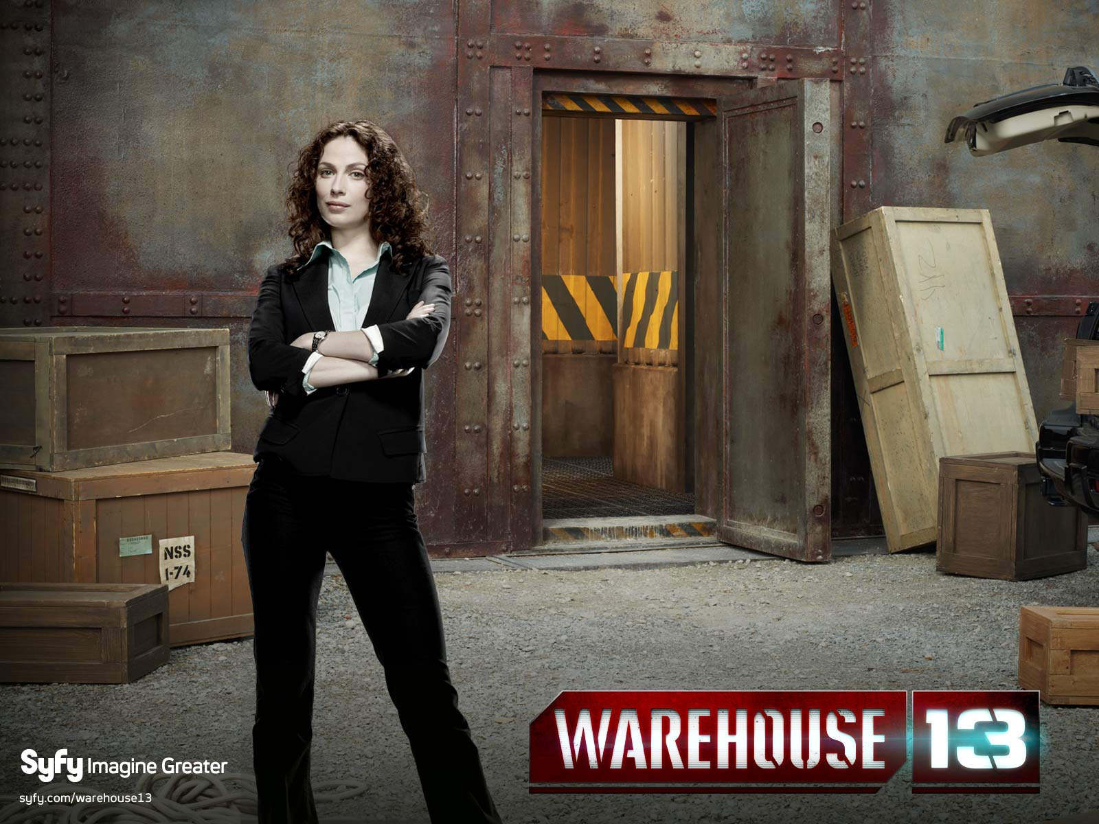 Kelly Warehouse Warehouse 13 Warehouse 13 Wallpaper 34569047 Fanpop
