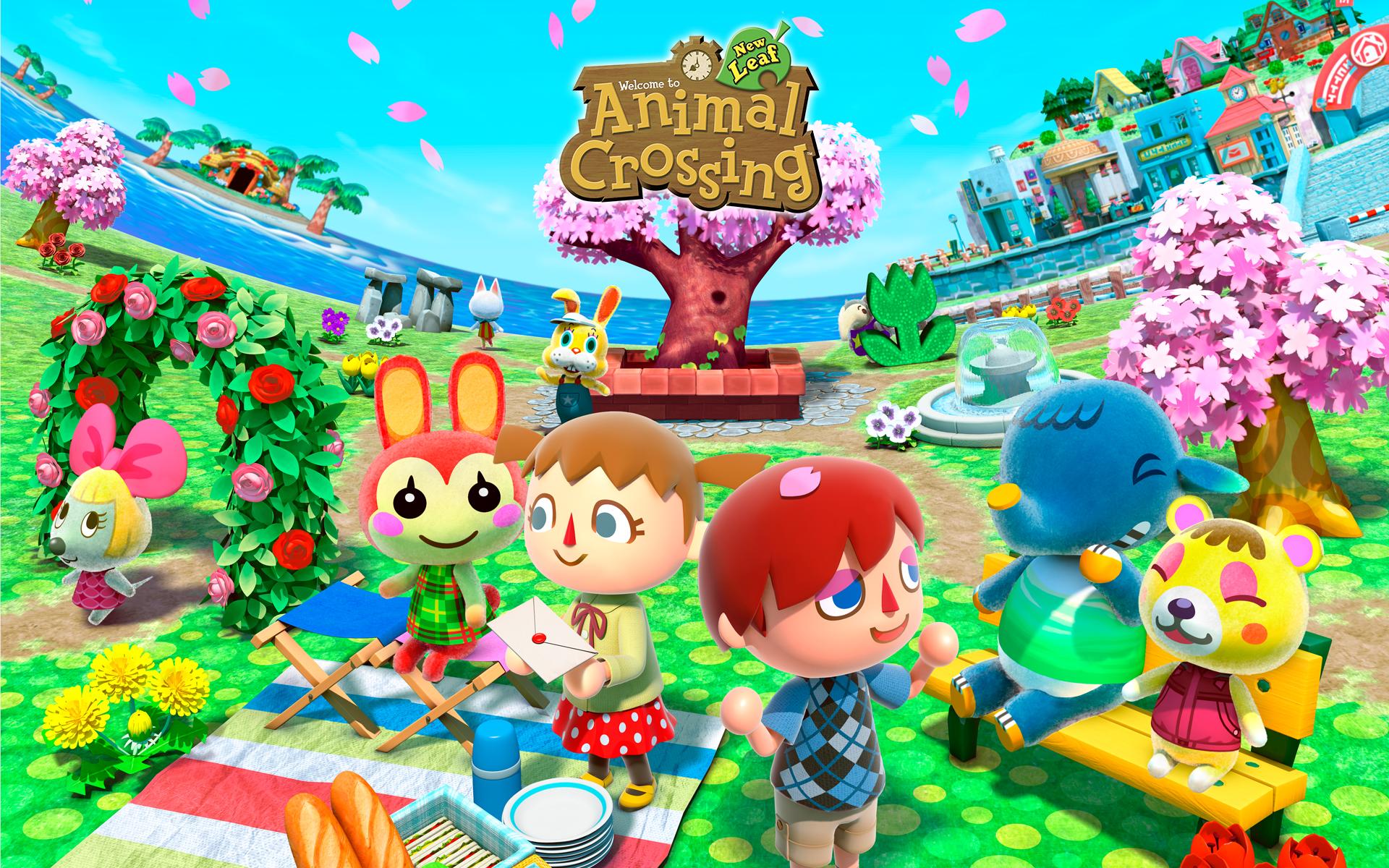 Animal Crossing Wild World Wallpaper Animal Crossing New Leaf Wallpaper Animal Crossing