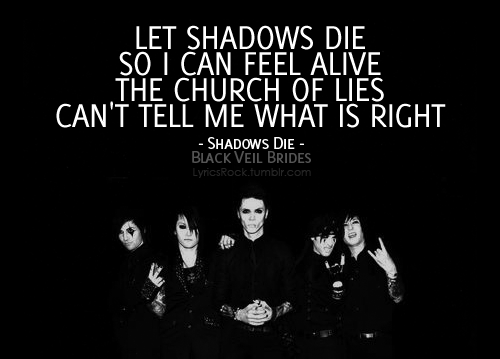 Falling In Reverse Computer Wallpaper Bvb Lyric Quotes Quotesgram