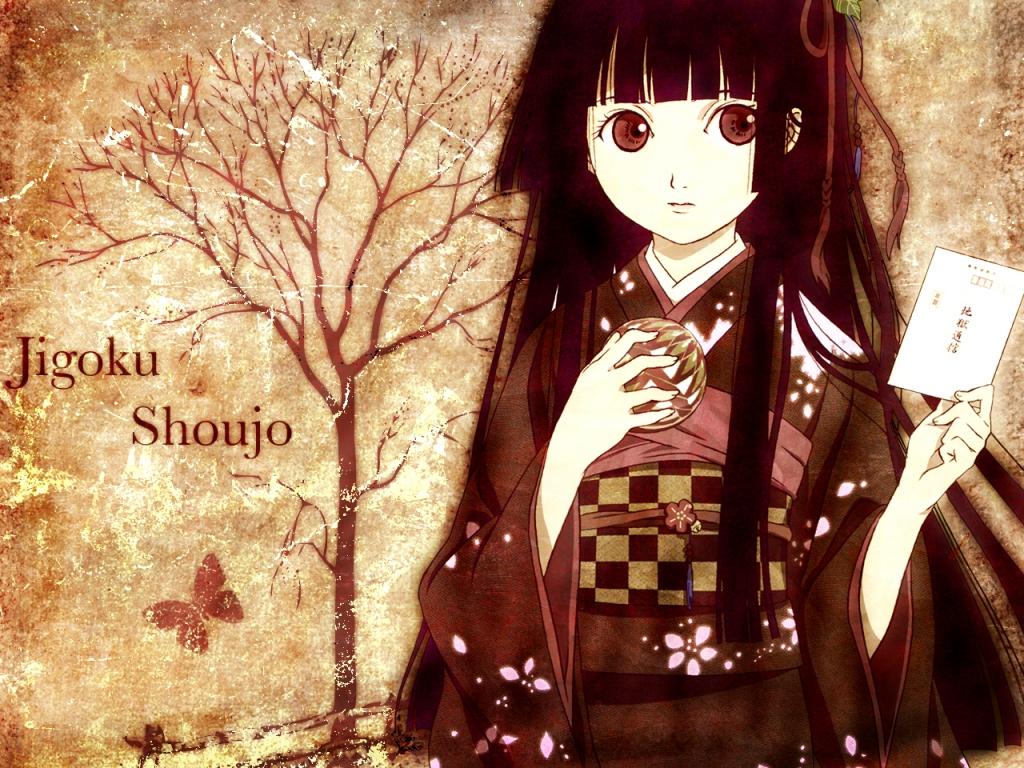Amnesia Anime Wallpaper Hell Girl Anime Photo 34896556 Fanpop