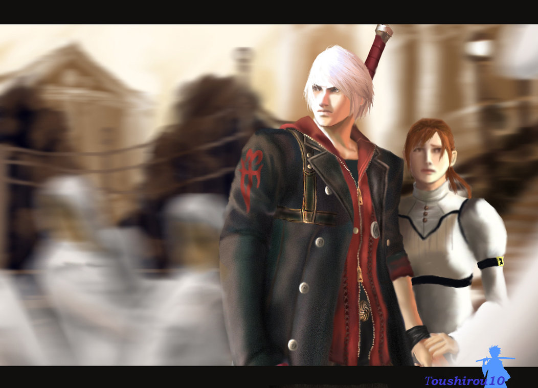 Devil May Cry Wallpaper Hd Nero And Kyrie Images Nero Amp Kyrie♡ Hd Wallpaper And