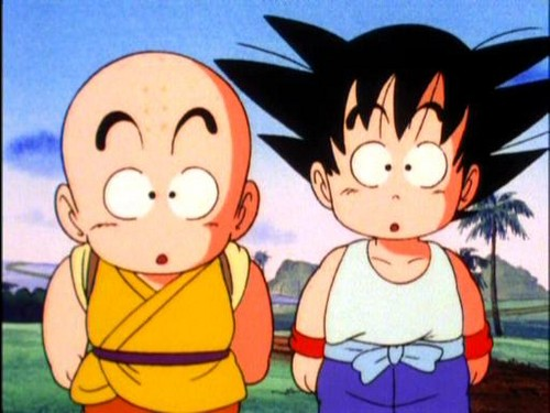 Naruto Hd Wallpapers Widescreen Dragon Ball Images Goku Amp Krillin S Friendship Wallpaper
