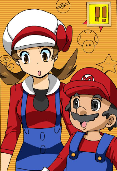 Cute Boy Cartoon Wallpaper Lyra Kotone Images Kotone And Mario Wallpaper And