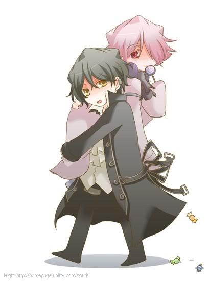 Cute Anime Boy Wallpaper Xerxes Break X Gilbert Images Kawaii Wallpaper And