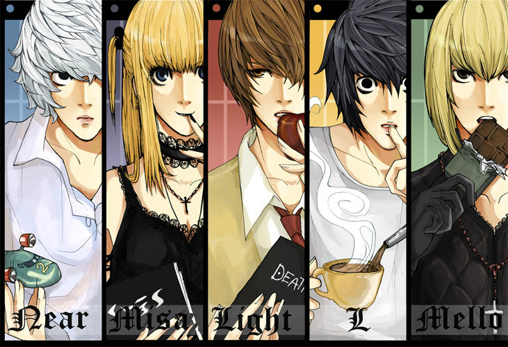 Anime Death Note Wallpaper Anime And Manga Club Images Death Note Hd Wallpaper And