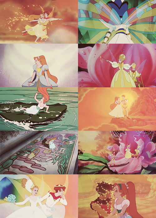 Www Animation Wallpaper Thumbelina Amp Cornelius Images Thumbelina And Cornelius