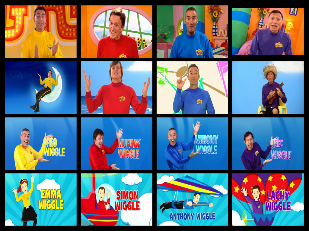 Pop The Pig Big W The Gallery For Gt The Wiggles Wiggly Wiggly World Dvd