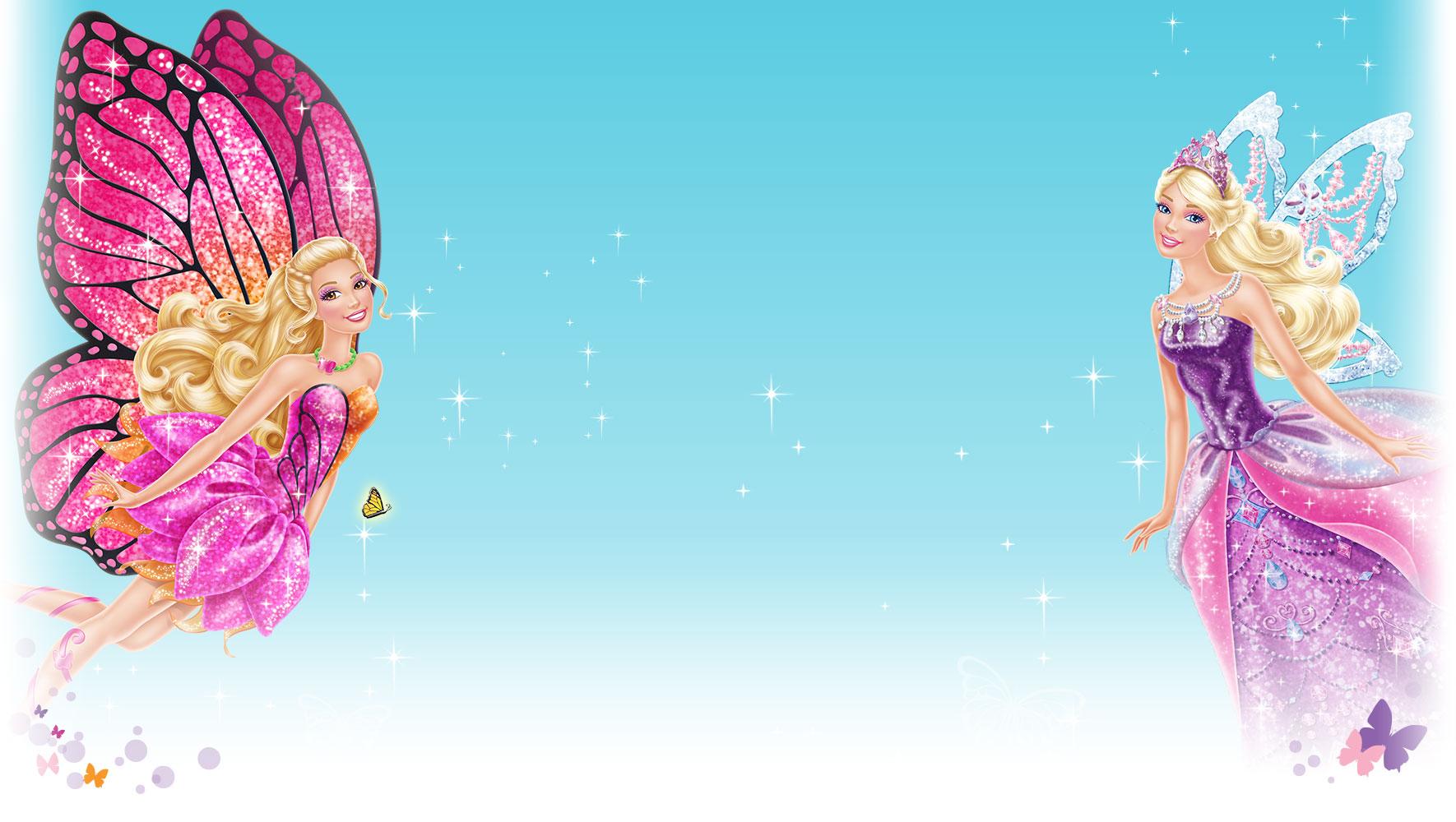 Cute Pari Doll Wallpapers Barbie Mariposa Amp The Fairy Princess Barbie Movies Photo