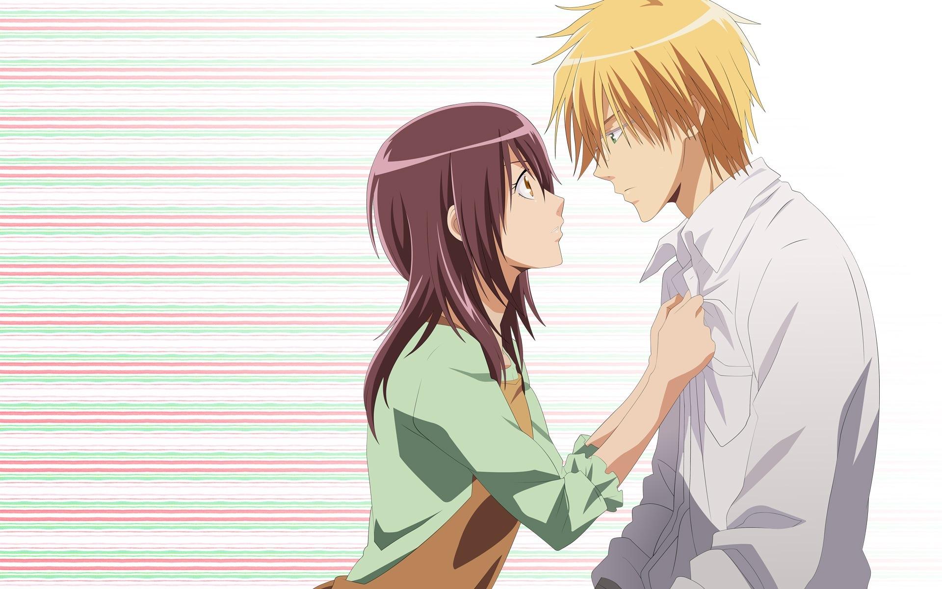 Superb Wallpapers With Quotes For Facebook Kawaii Anime Images ღ♡kawaii♡ღ Kaichou Wa Maid Sama Hd