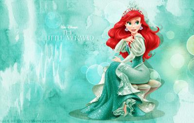 Disney Princess images Ariel - wallpaper HD wallpaper and background photos (35541608)