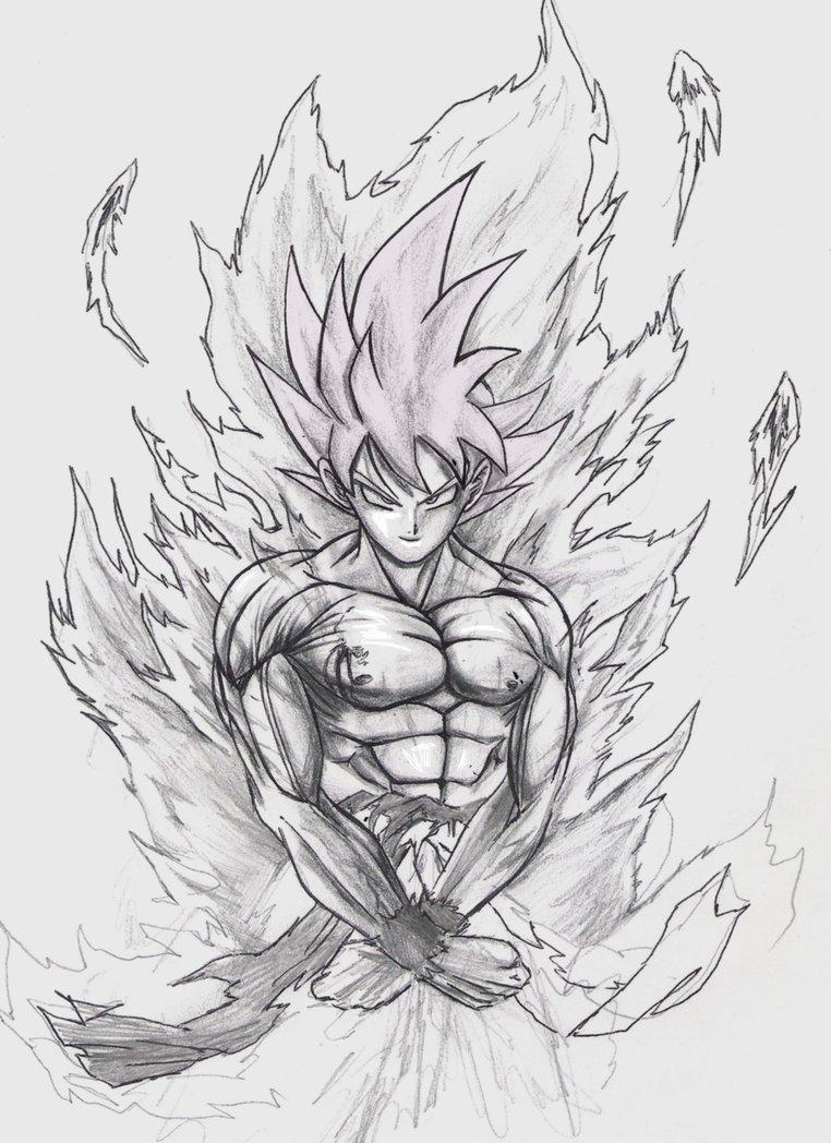 How To Draw Kid Buu Step By Dragon Ball Z Auto Electrical Raypak 1529 Wiring Diagram Goku Fan Art Photo 35792324