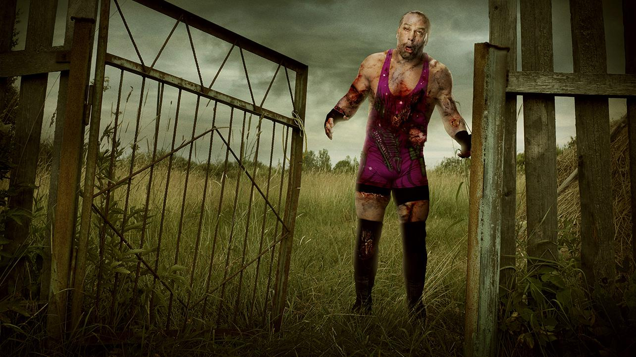 Brock Lesnar Hd Wallpaper Wwe Images Wwe Zombie The Ring Of The Living Dead Rvd Hd