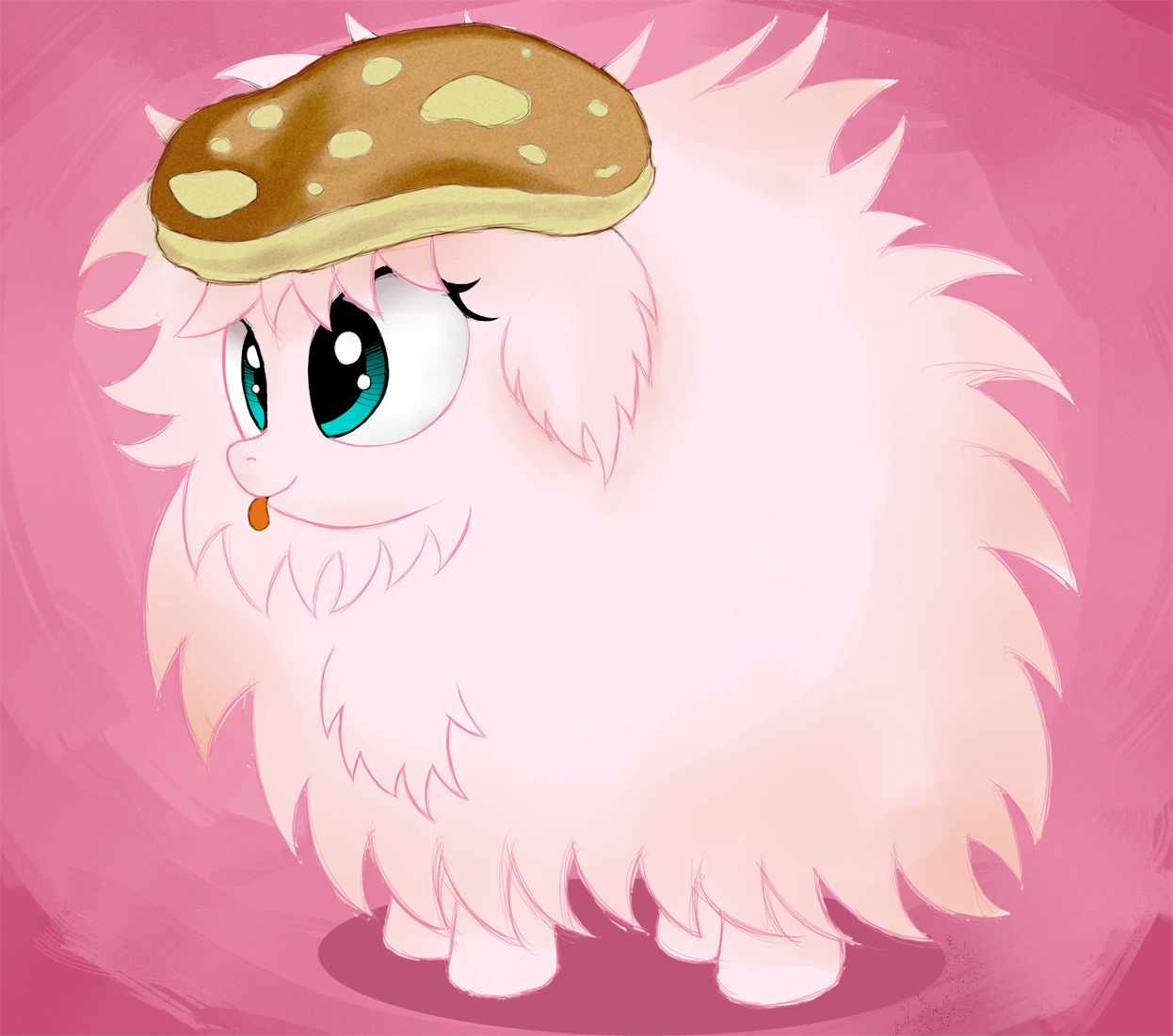 My Little Pony Equestria Girl Wallpaper Hd Fluffle Puff Images Pancake Fluffle Puff Hd Wallpaper And