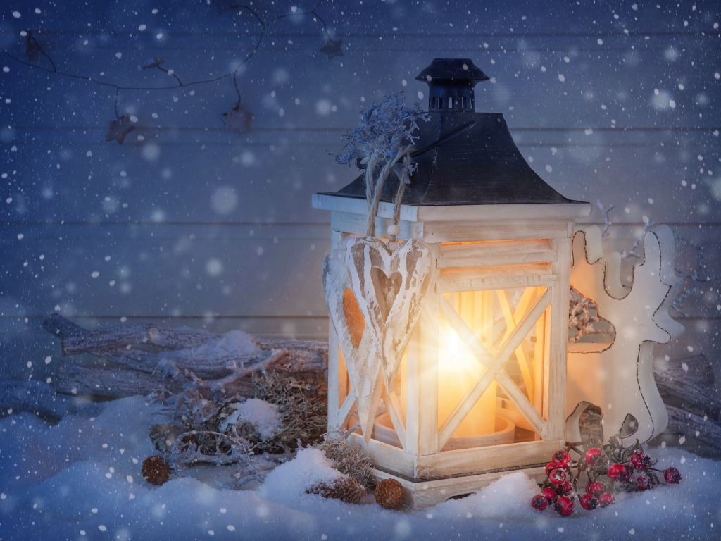 Lanterns Wallpaper Hd Winter Wallpaper Winter Photo 36092408 Fanpop