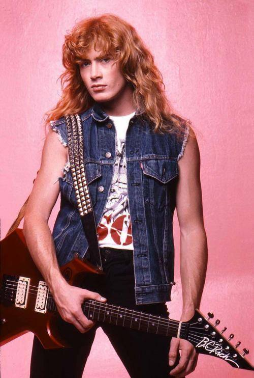 Cute Guitar Wallpaper For Mobile Rock And Metal Images Dave Mustaine Megadeth Hd Wallpaper
