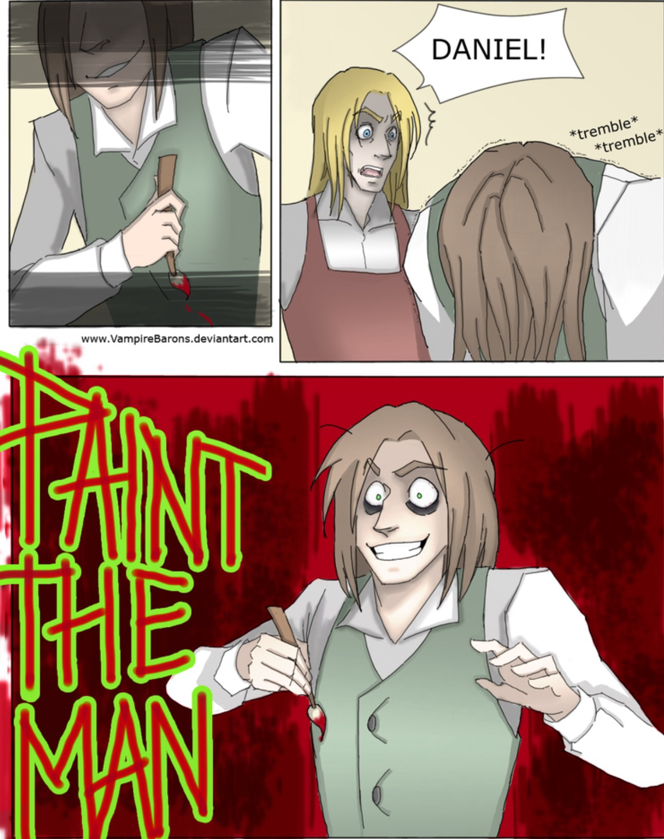 Amnesia Anime Wallpaper Amnesia The Dark Descent Images Painting Lessons Pg 2 Hd