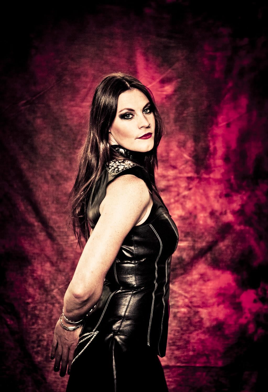 Gothic Girl Live Wallpaper Floor Jansen Nightwish As Of 2014 Nightwish Photo