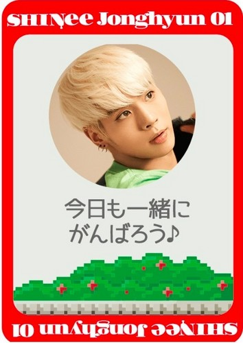 Shinee Dream Girl Wallpaper Shinee Images Shinee 321 Cards Wallpaper And Background