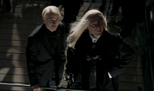 Ferret Wallpaper Iphone Lucius Malfoy Images Lucius And Draco Wallpaper And