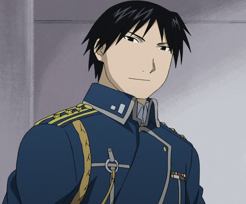 Fighting Wallpaper Hd Roy Mustang Images Roy Mustang Hd Wallpaper And Background