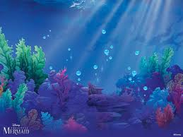 3d Fish Wallpapers Download The Little Mermaid Images Under The Sea Wallpaper And