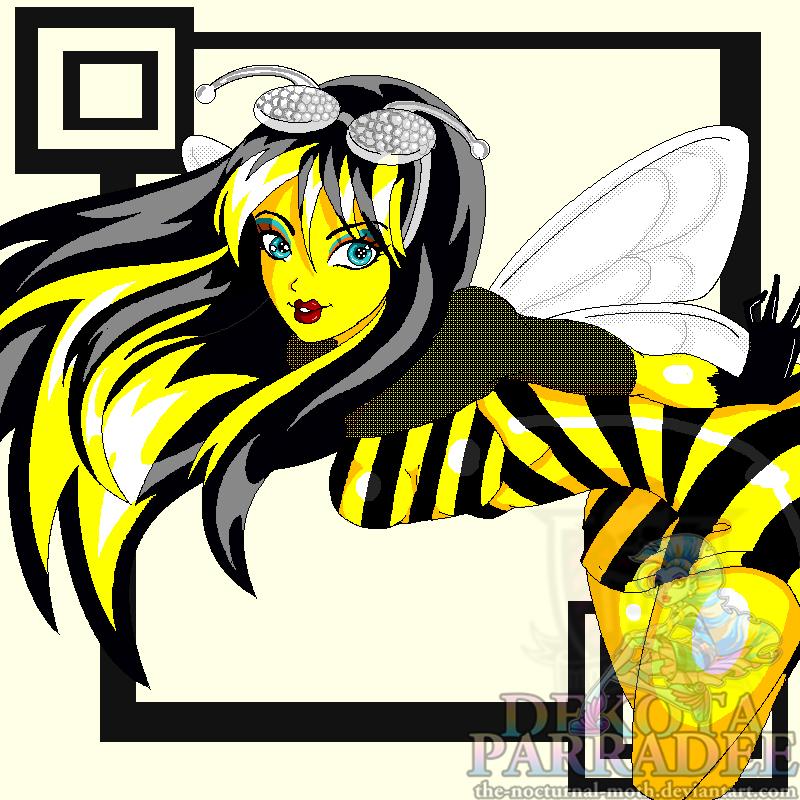 Anime Killer Girl Wallpaper Monster High Academy Images Back Ground Charather Bee Girl