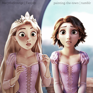 Princess Wallpaper For Girls Disney Princess Images Rapunzel Before And After