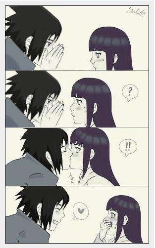 Cute Couple Kisses Wallpaper Sasuhina Images Sasuke X Hinata Wallpaper And Background