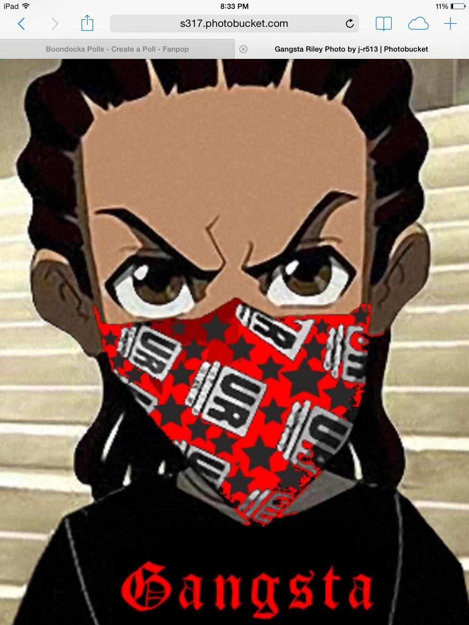 Boondock Girl Wallpaper The Boondocks Images Boondocks Riley My Boo Hd