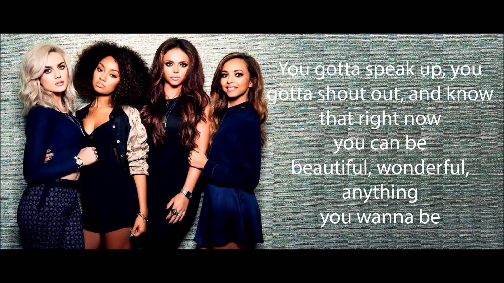 Hustle Quotes Wallpaper Little Mix Song Lyric Quotes Quotesgram