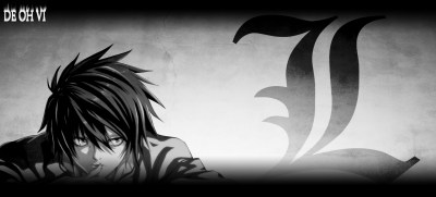 L images L Lawliet (Death Note) HD wallpaper and background photos (37352789)