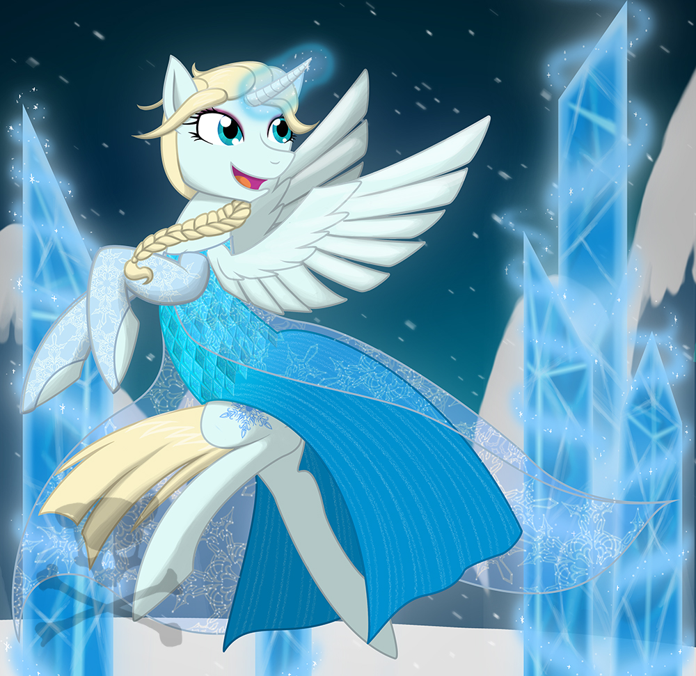 My Little Pony Equestria Girl Wallpaper Hd My Little Frozen Images Elsa Hd Wallpaper And Background