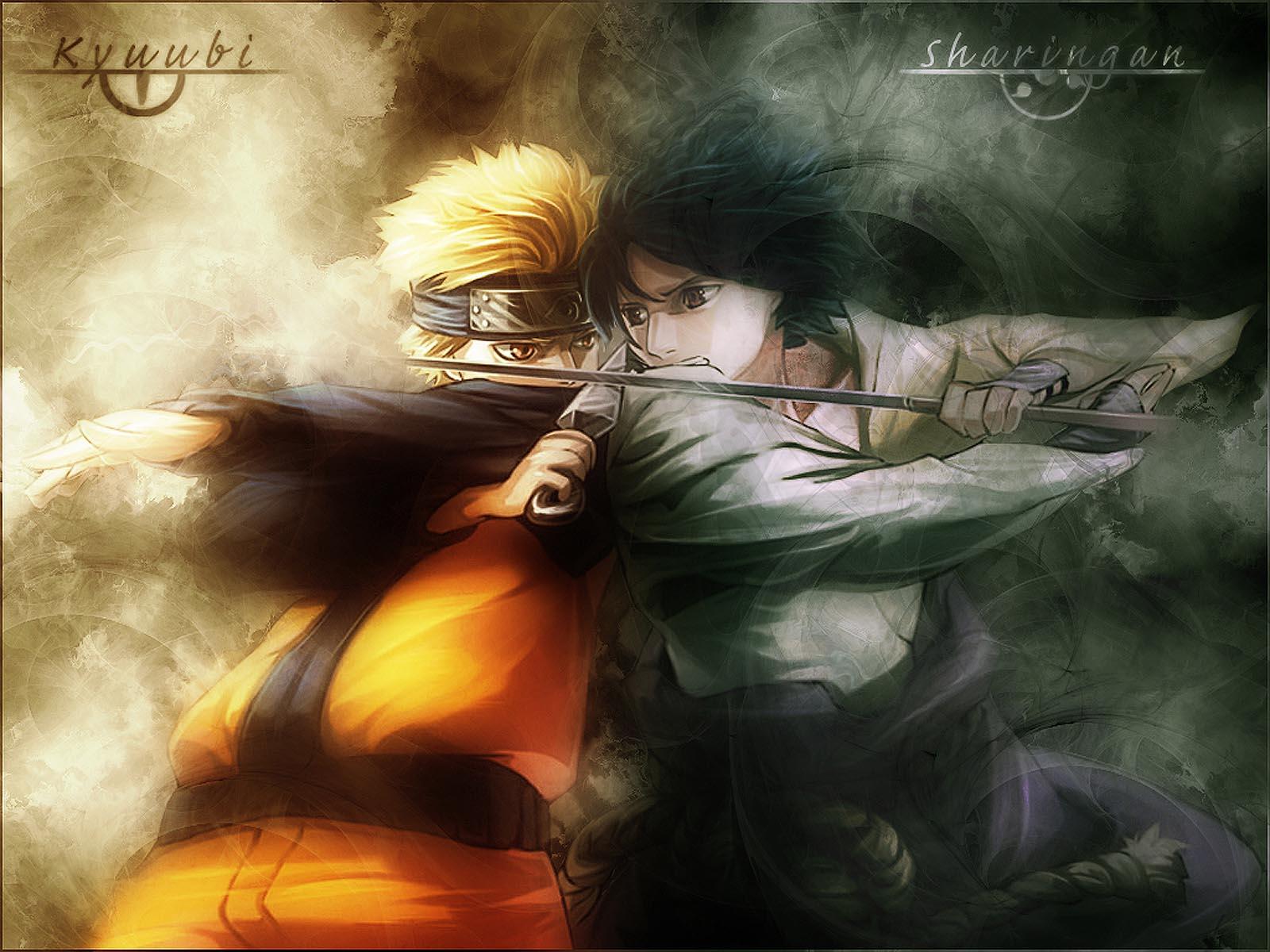Naruto Nine Tails Wallpaper Hd Uzumaki Naruto Shippuuden Images Naruto And Sauke Hd