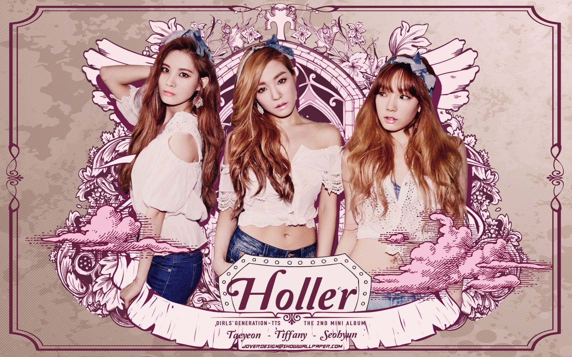 Girls Wallpaper Pack Girls Generation Tts Images Taetiseo Holler Hd Wallpaper