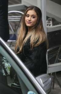 Ariana Grande outside the London Studios - Ariana Grande ...